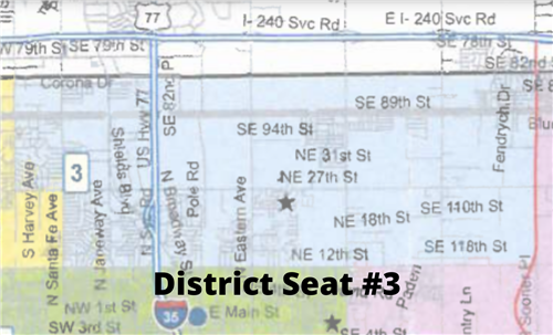 District Seat #3